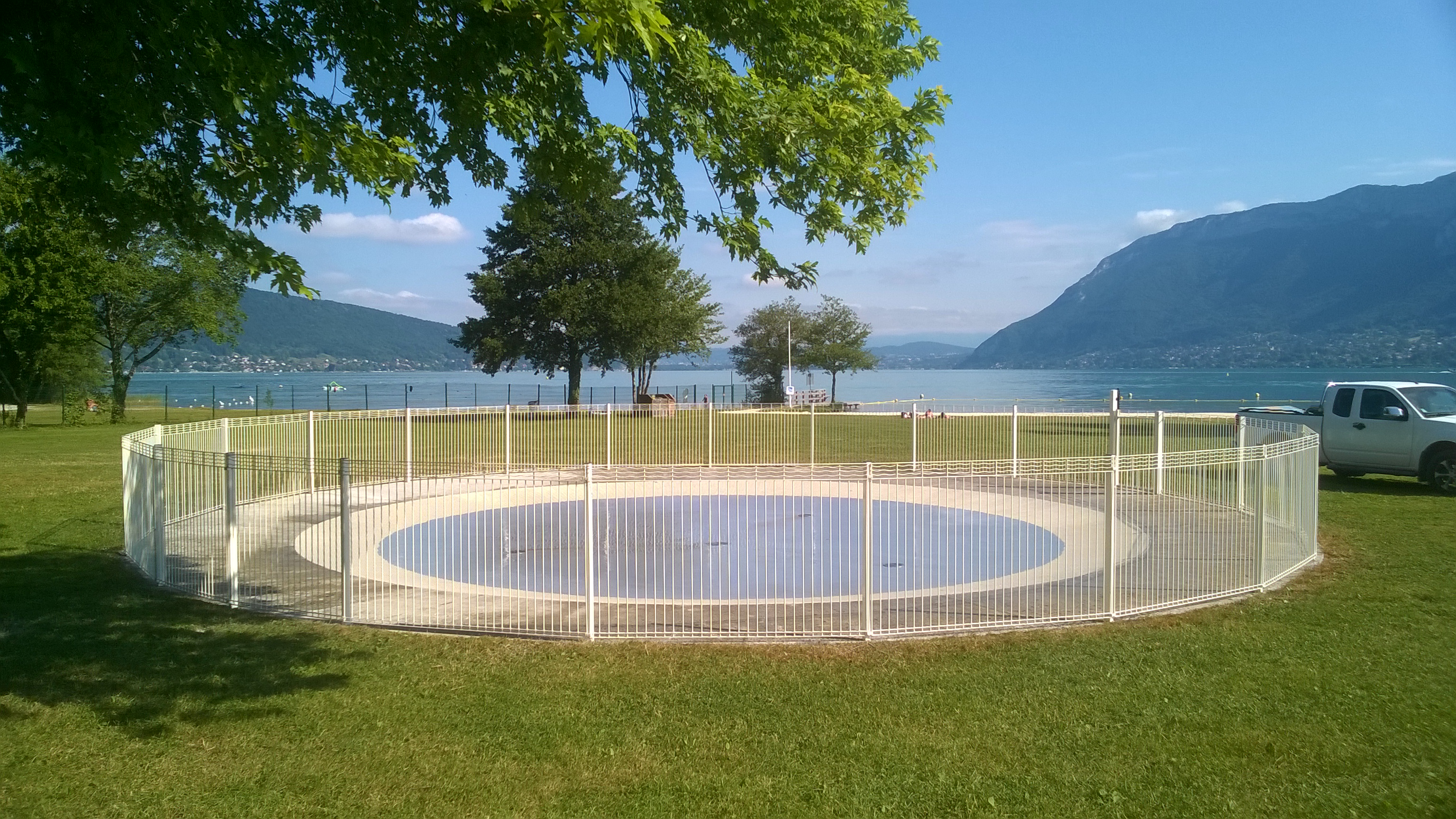 aquaclo annecy cloture piscine