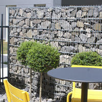 cloture gabion oobamboo côte interieur
