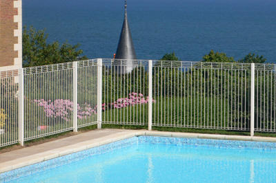 cloture piscine design aquaclo