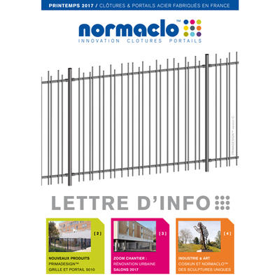 newsletter normaclo 2017